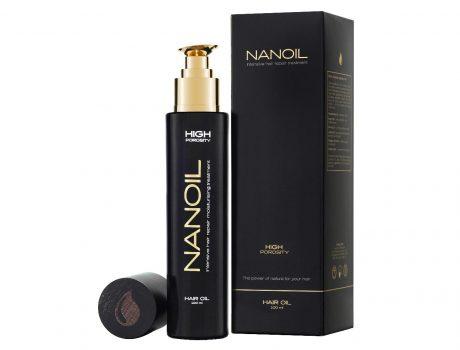 NANOIL Huile de cheveux